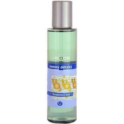 Saloos Bath Oil koupelový olej pro děti