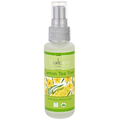 Blumen-Gesichtswasser Lemon Tea Tree