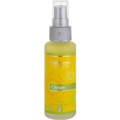 Saloos Natur Aroma Airspray Lemon Raumspray