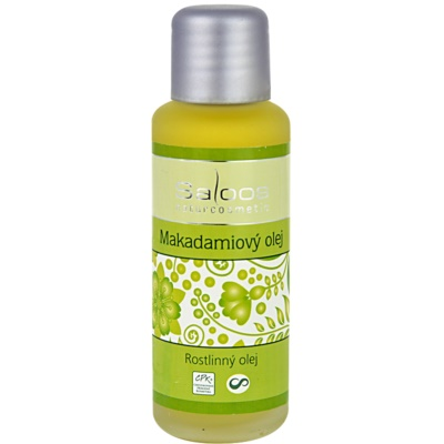 Saloos Oils Cold Pressed Oils huile de macadamia