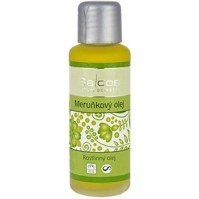 marhuľový olej