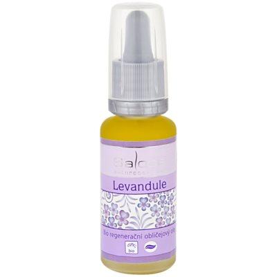 Saloos Bio Regenerative Lavender Organic Regenerating Facial Oil