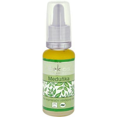 bio regeneracyjny olejek do twarzy Melisa