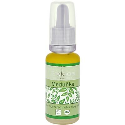 bio regeneračný pleťový olej Medovka