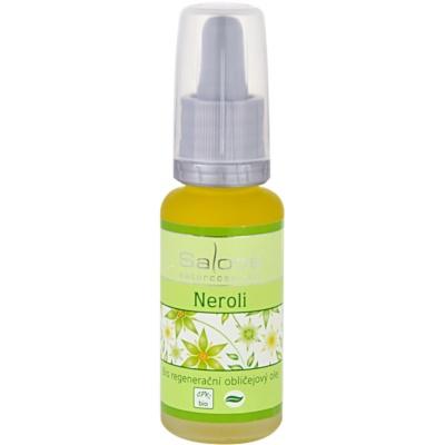 bio regeneracyjny olejek do twarzy Neroli