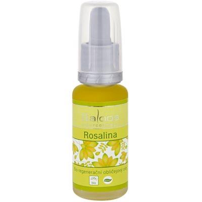 bio regeneračný pleťový olej Rosalina