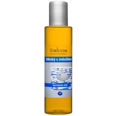 Saloos Shower Oil huile douche bébé au calendula