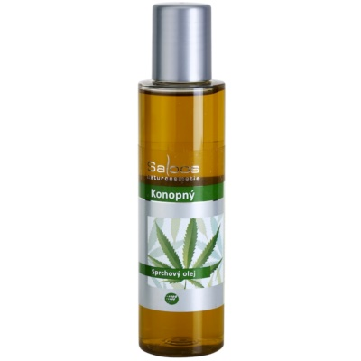 Saloos Shower Oil Hemp Shower Oil