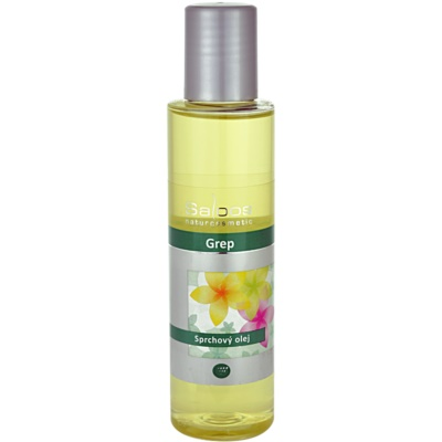 Saloos Shower Oil huile de douche Pamplemousse