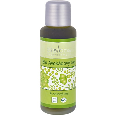 Saloos Oils Biio Cold Pressed Oils huile d'avocat bio