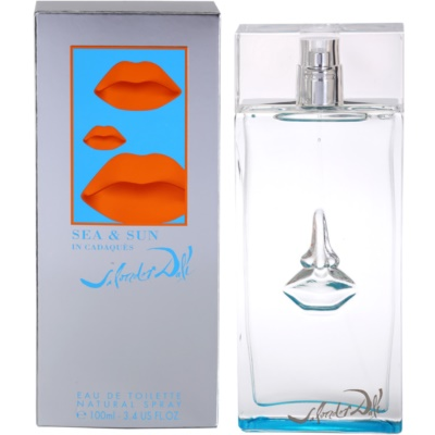 Salvador Dali Sea & Sun in Cadaques Eau de Toilette for Women