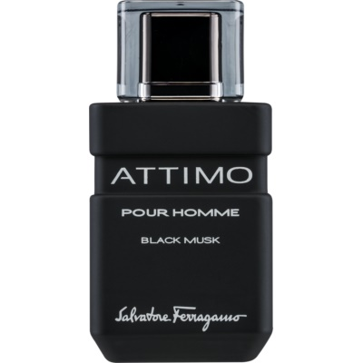 Salvatore Ferragamo Attimo Black Musk Eau de Toilette for Men