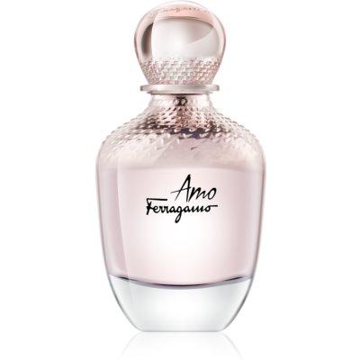 Salvatore Ferragamo Amo Ferragamo Eau de Parfum für Damen 100 ml