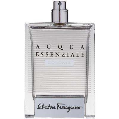 Salvatore Ferragamo Acqua Essenziale Colonia woda toaletowa tester dla mężczyzn
