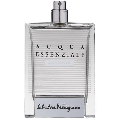Salvatore Ferragamo Acqua Essenziale Colonia тоалетна вода тестер за мъже