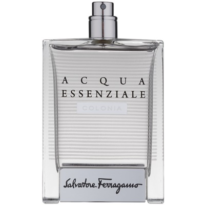 Salvatore Ferragamo Acqua Essenziale Colonia eau de toilette teszter férfiaknak