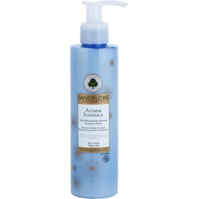 Reinigungsmilch mit feuchtigkeitsspendender Wirkung