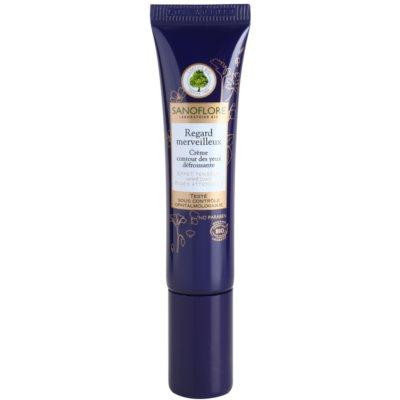 Sanoflore Merveilleuse Smoothing Eye Cream with Anti-Wrinkle Effect