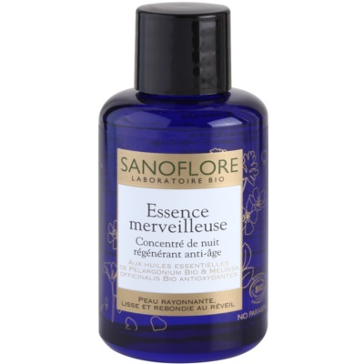 Sanoflore Merveilleuse Night Care with Anti-Wrinkle Effect