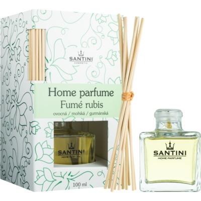 SANTINI Cosmetic Fumé Rubis diffusore di aromi con ricarica