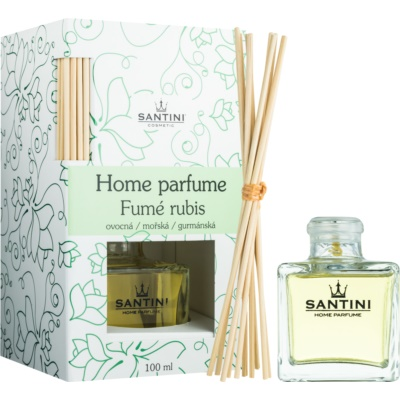 SANTINI Cosmetic Fumé Rubis aroma diffúzor töltelékkel