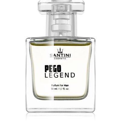 SANTINI Cosmetic PEGO Legend парфюмна вода за мъже 50 мл.