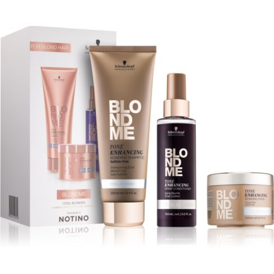 Schwarzkopf Professional Blondme Cosmetic Set I.
