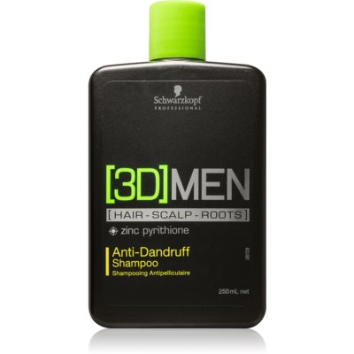Schwarzkopf Professional [3D] MEN șampon anti matreata