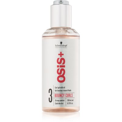 Schwarzkopf Professional Osis+ Bouncy Curls gel boucles à base d'huile