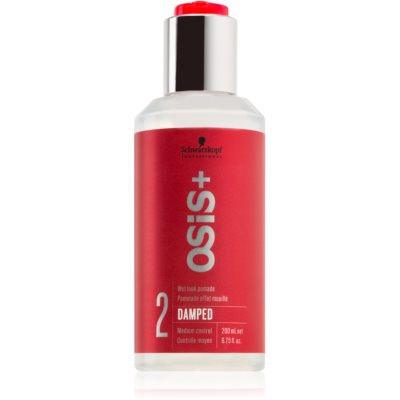 Schwarzkopf Professional Osis+ Damped pomada na włosy dająca efekt mokrych włosów