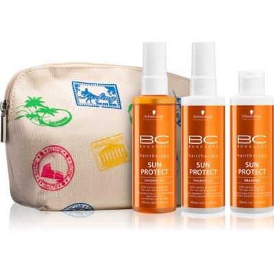 Schwarzkopf Professional BC Bonacure Sun Protect utazási készlet III.