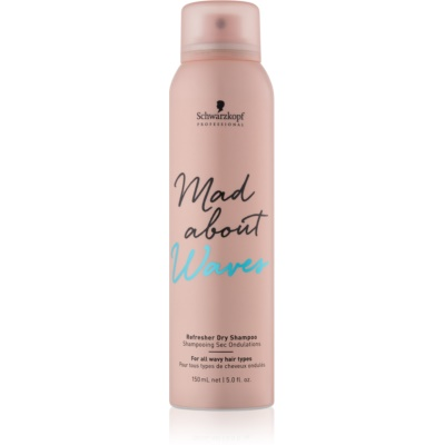 Schwarzkopf Professional Mad About Waves Trockenshampoo für welliges Haar