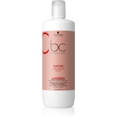 Refreshing Micellar Shampoo For Extremely Damaged Hair