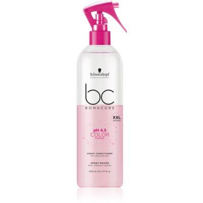 Schwarzkopf Professional pH 4,5 BC Bonacure Color Freeze kondicionér pre farbené vlasy  400 ml