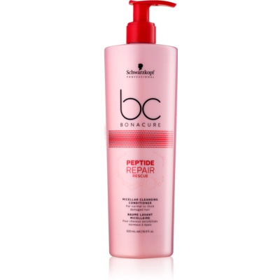 Micellar Cleansing Condicioner For Damaged Hair