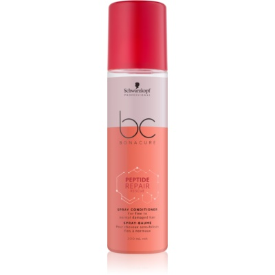 Spray Conditioner For Damaged Hair