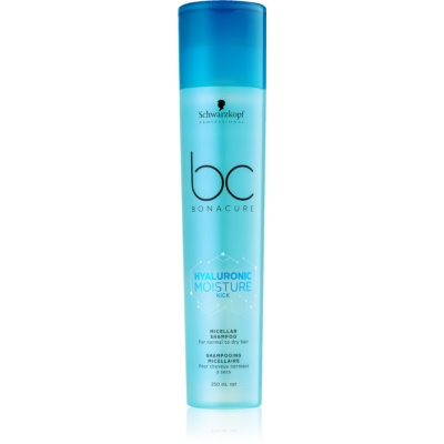 Schwarzkopf Professional BC Bonacure Moisture Kick Micellar Shampoo For Dry Hair