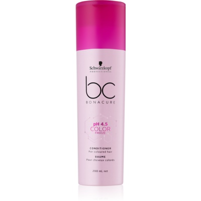 Schwarzkopf Professional pH 4,5 BC Bonacure Color Freeze balzam za barvane lase