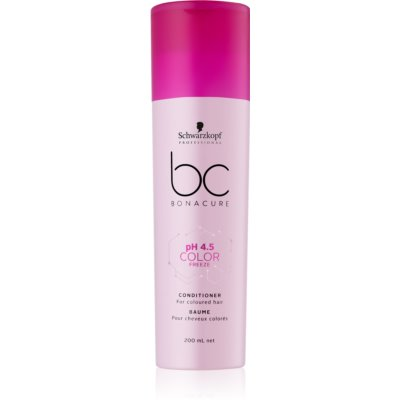 Schwarzkopf Professional pH 4,5 BC Bonacure Color Freeze Conditioner For Colored Hair