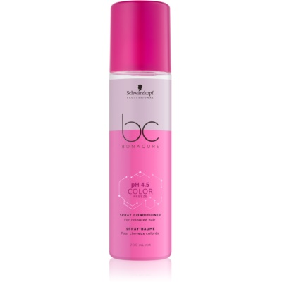 Schwarzkopf Professional BC Bonacure pH 4,5 Color Freeze Conditioner For Colored Hair