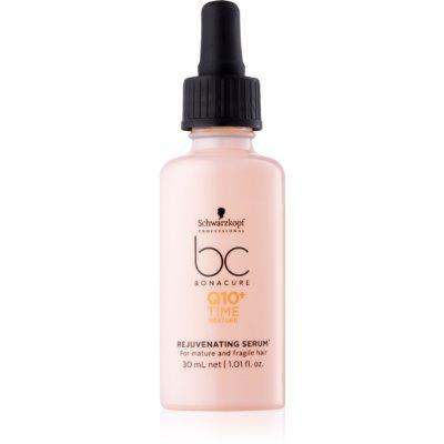 Schwarzkopf Professional BC Bonacure Time Restore Q10 spray rejuvenecedor para cabello maduro y frágil