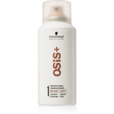 Schwarzkopf Professional Osis+ Boho Rebel Refreshing Dry Shampoo For Brown Hair Shades