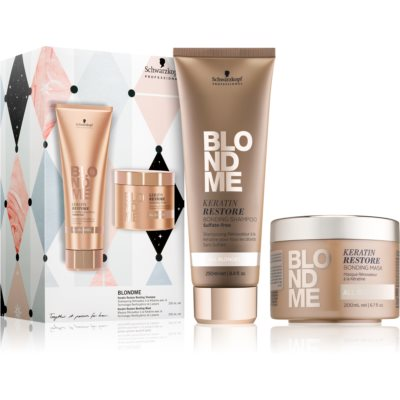 Schwarzkopf Professional Blondme Gift Set (for Blonde Hair)