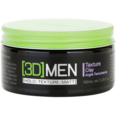 Schwarzkopf Professional [3D] MEN pasta moldeadora fijación fuerte