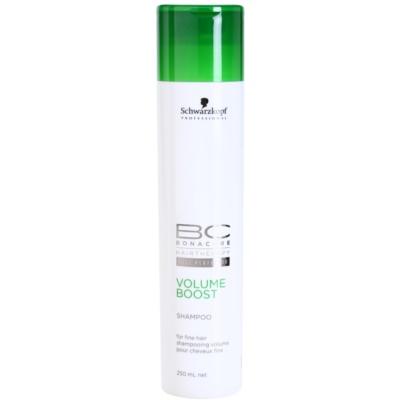 šampon pro jemné vlasy