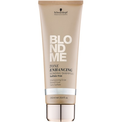 bezsulfátový šampon pro studené odstíny blond