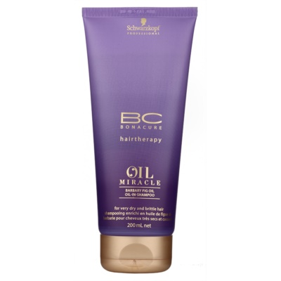 Schwarzkopf Professional BC Bonacure Oil Miracle Barbary Fig Oil szampon odbudowujący włosy do bardzo suchych i zniszczonych włosów
