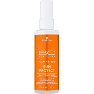 Schwarzkopf Professional BC Bonacure Sun Protect kondicionér ve spreji pro vlasy namáhané sluncem
