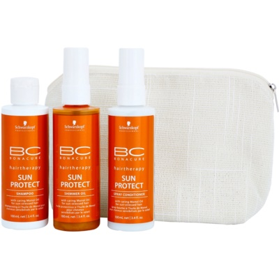 Schwarzkopf Professional BC Bonacure Sun Protect set cosmetice III.
