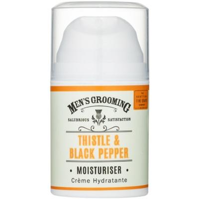 Scottish Fine Soaps Men´s Grooming Thistle & Black Pepper зволожуючий гель для обличчя